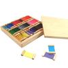 Caja Tablillas Colores III