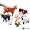 Animales de la Granja Jumbo 7pz