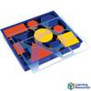 Bloques Lógicos Plásticos 60pz