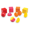 Fracciones 3D y Cubos Magnéticos 20pz