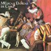 CD Música y danzas de Chile