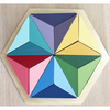 Puzzle Hexagonal