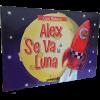 """Cuentos con relieve """"Alex se va a la luna"""""""