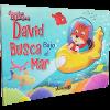 """Cuentos con relieve """"David busca bajo el mar"""""""