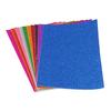 Goma eva glitter 20x30cm 10 colores