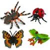 Set 4 Insectos Collecta