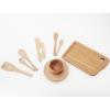 Set de cocina madera Chilena