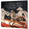 """Lectorcitos rojo """"El talón de aquiles y otros mitos griegos"""""""