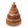 Torre de maderas Chilenas