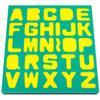 Sellos alfabeto mayúsculas