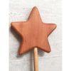 Varita estrella, línea madera nativa