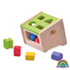 Cubo encaje 4 figuras geométricas