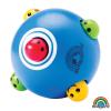 Peek-a-boo baloncito de madera