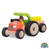 Mini Tractor madera