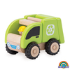 Mini Camión de Reciclaje madera