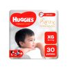 HUGGIES NATURAL CARE TALLE XG X 30 PAÑALES