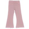 JEANS FLARE ROSA