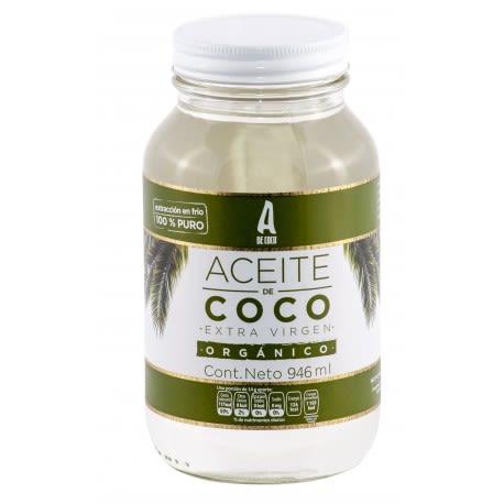 Aceite de Coco Extra Virgen (866 gr)