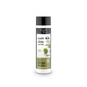 Shampoo Revitalizante Oliva Naranjo