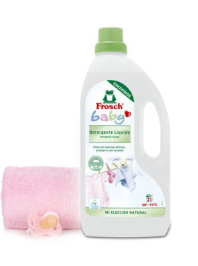 Detergente Bebe