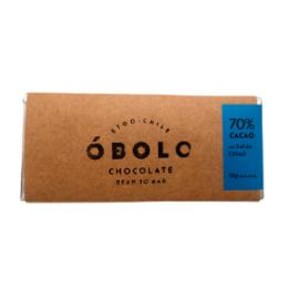 Chocolate Barra 70% - Sal de Cahuil