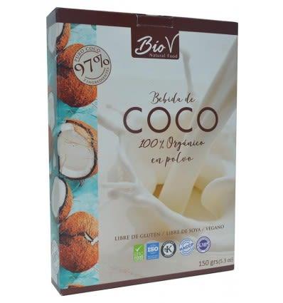 Leche de Coco en Polvo Biov