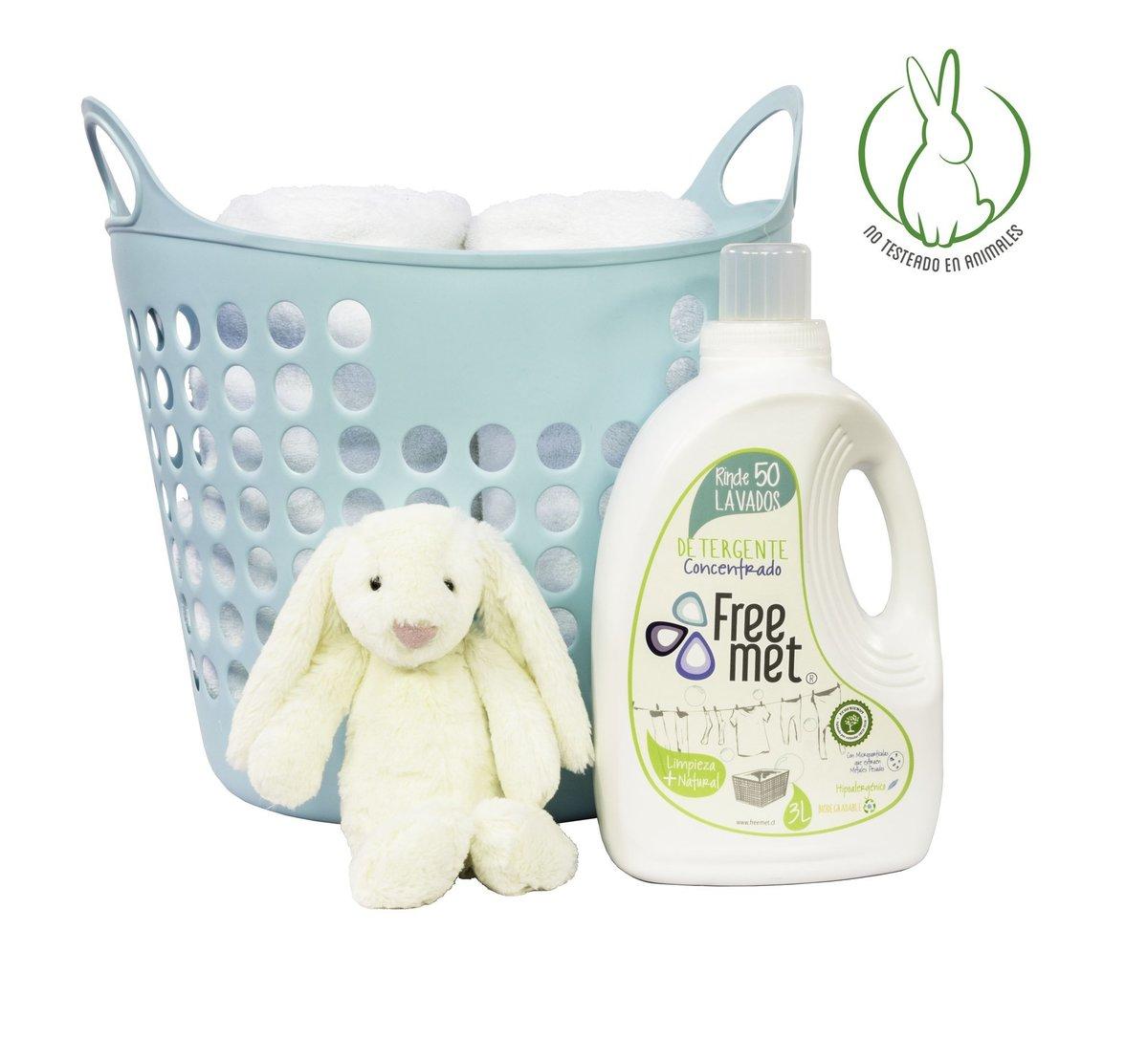 Detergente de Ropa Free Met