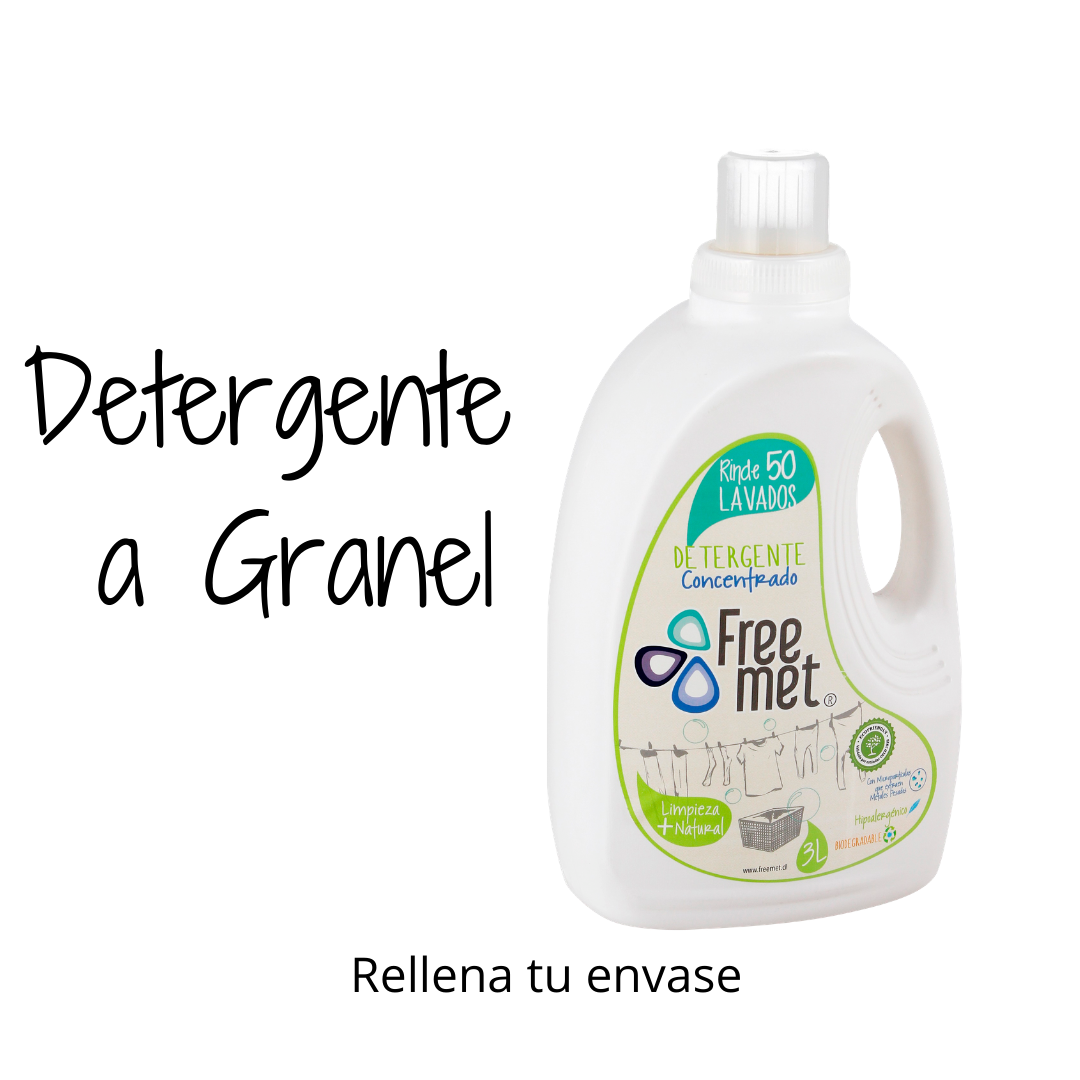 Detergente de Ropa Granel (1 LT)