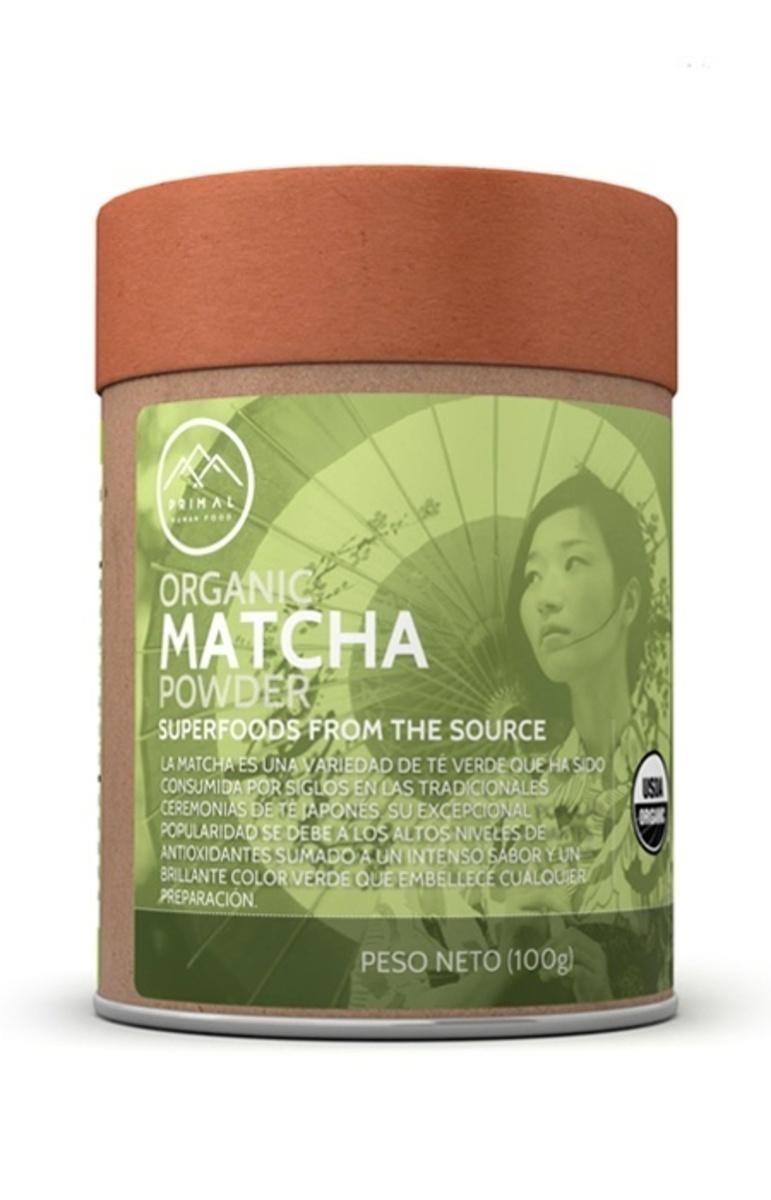 Matcha Polvo Organico