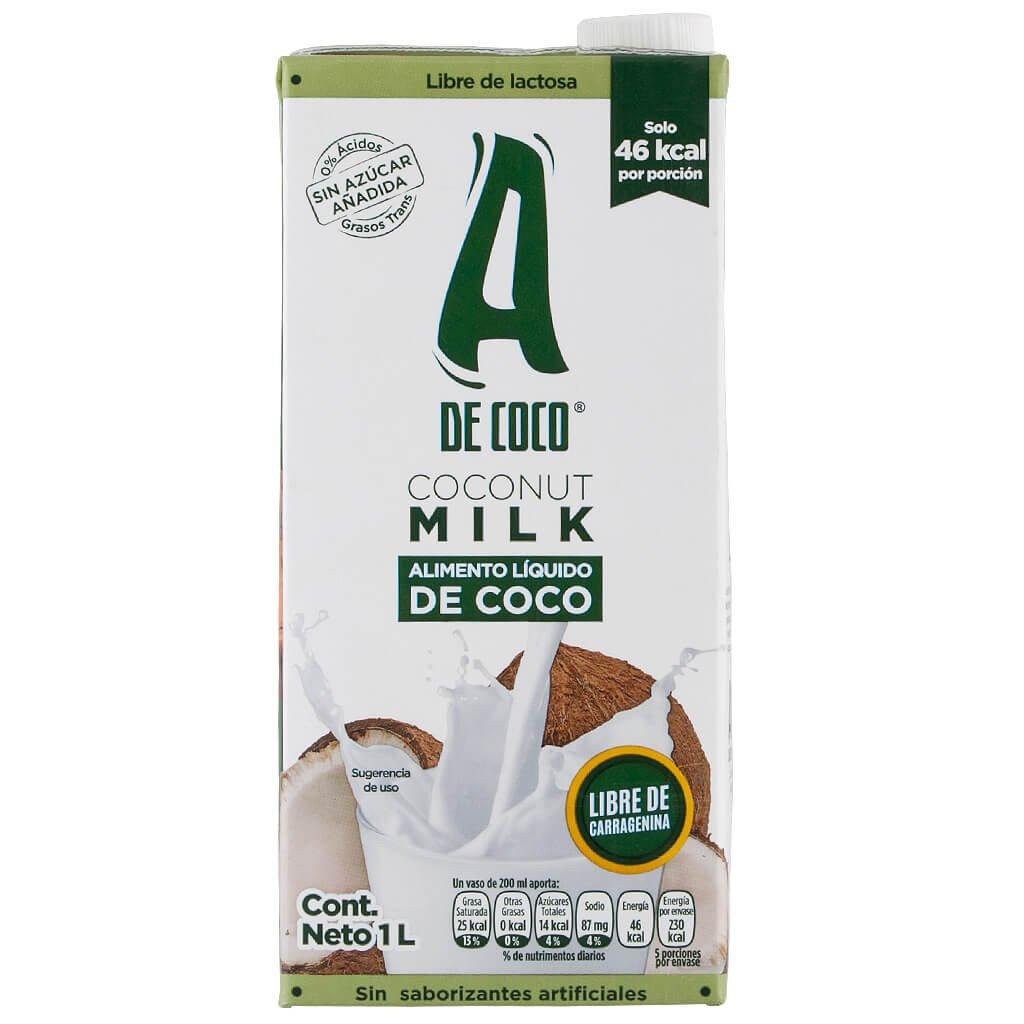 Leche de Coco Liquida