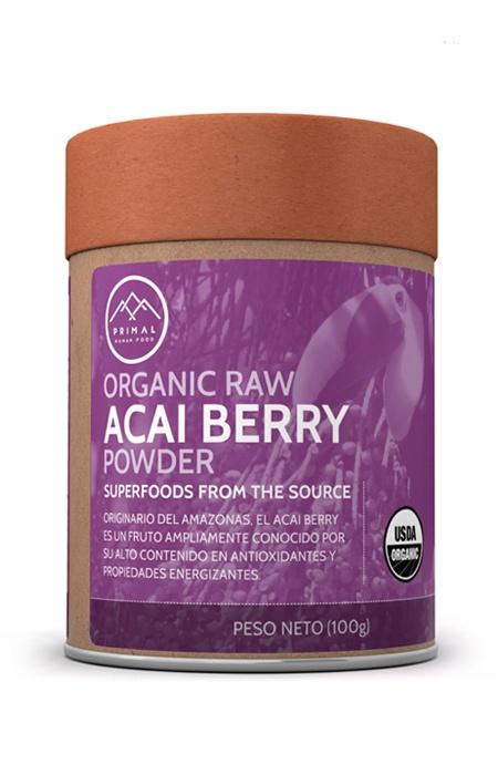 Acai Berry Polvo Organico