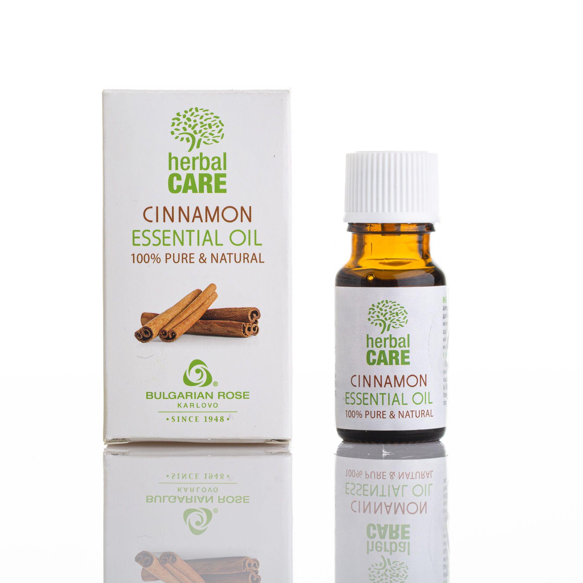 Aceite Esencial Cinnamon