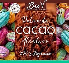 Cacao en Polvo Organico Granel (100 gr)