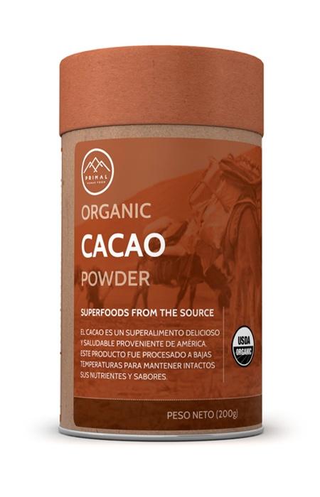 Cacao Polvo Organico