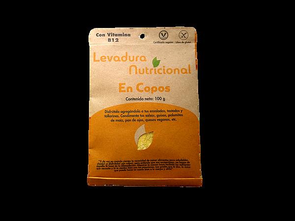 Copos Levadura Nutricional con Vitamina B12