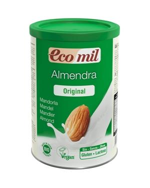 Leche Almendras Organica