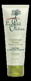 Gel Exfoliante Rostro con Aceite de Oliva