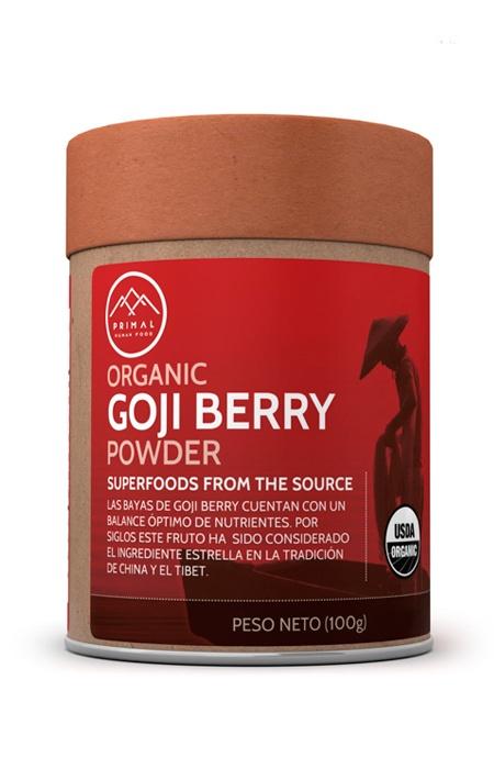 Goji Berry Polvo Organico