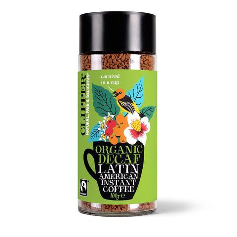 Cafe Organico Instantaneo Descafeinado