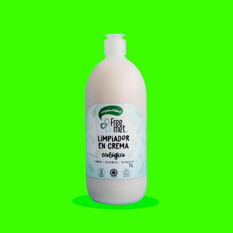Limpiador en Crema
