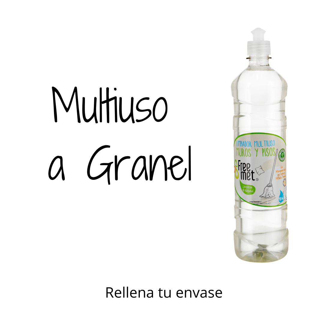 Limpiador Multiuso Granel 900 ML