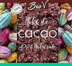 Nibs de Cacao Organico Granel (100 gr)