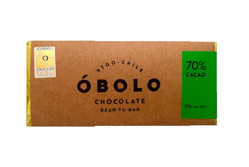 Chocolate Barra 70%