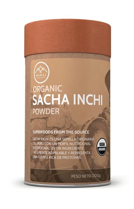 Sacha Inchi Polvo Organico