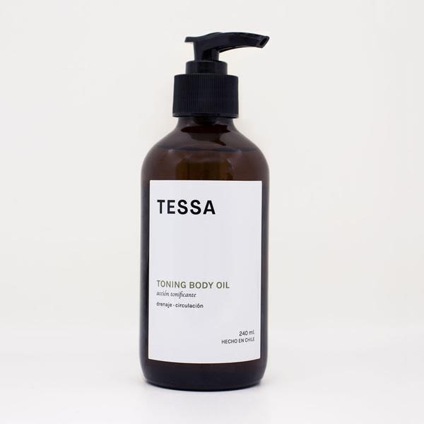 Toning Body Oil