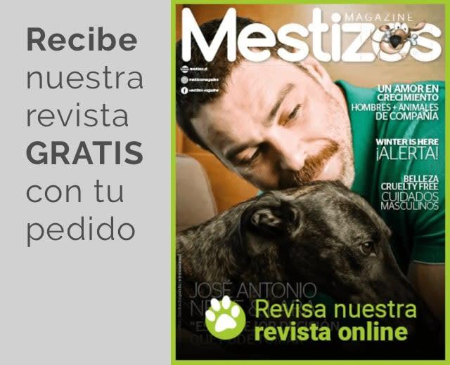 revista mestizos dedicada a gatos y perros