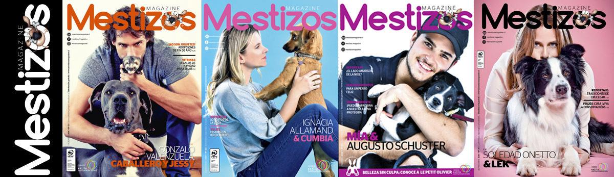 Lleva nuestra revista Mestizos Magazine