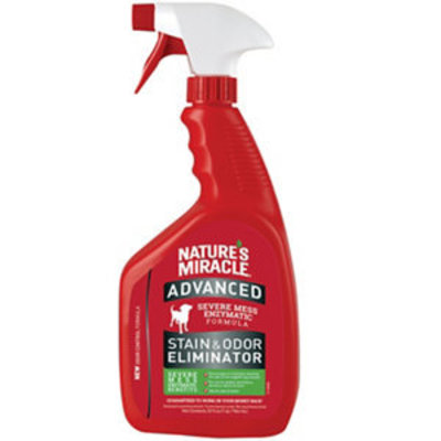Natures Miracle Stain&Odor Remover Advanced New 946ml
