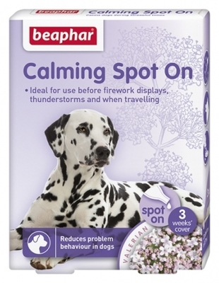 Beaphar Calming Spot On Pipeta Perro