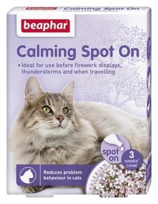 Beaphar Calming Spot On Pipeta Gato